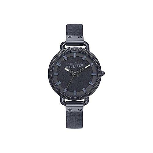 Jean Paul Gaultier Index Reloj de mujer cuarzo correa de cuero 8504313