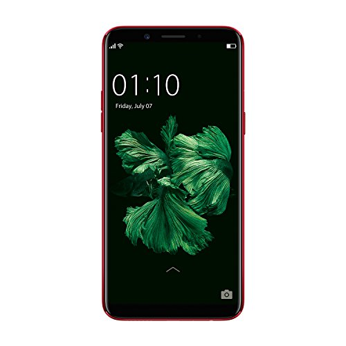 Oppo F5 (Red) Without Offers