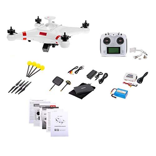 Formulaone H480 Brushless 5.8G FPV 700TVL cámara GPS Quadcopter Aviones UAV con OSD Impermeable Pesca Profesional RC Drone