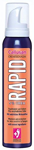 Callusan Cremeschaum Rapid, 1er Pack (1 x 125 ml)