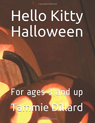 Hello Kitty Halloween: For ages 3 and up (E Halloween Kitty Hello)