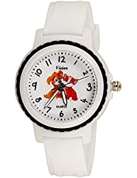 Vizion Analog Multi-Colour Dial (Bruno & Miro - Little Dog and Cat) Cartoon Character Watch for Kids-V-8829-1-4