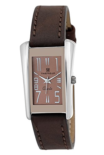 TIMEWEAR Analogue Brown Dial Women's Watch - 134Bdtl