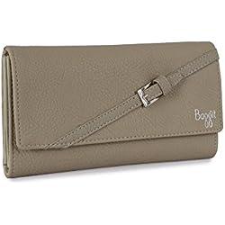 Baggit Women's Wallet (Smoke) ()