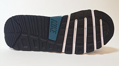 Nike Air Max Trax (Gs) Mädchen Laufschuhe Marrón / Plateado / Blanco (Drk Obsdn / Mtllc Slvr-Rftbl-Whi)