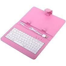 Sodial 25586 - Funda con teclado para tablet de 7