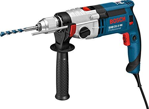 Preisvergleich Produktbild Bosch Schlagbohrmaschine GSB 21-2 RE, 060119C600