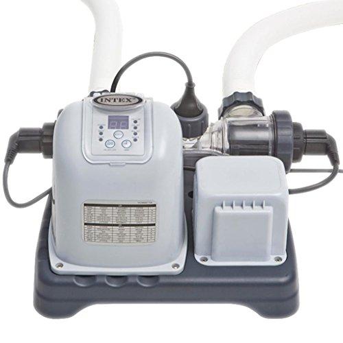 System-cloraci ¨ ® n Salina Intex Krystal Clear ECO 28670GS