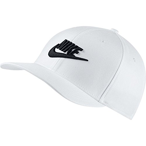 Nike Sportswear Classic 99 Flex Kappe, White/Anthracite/(Black), M/L