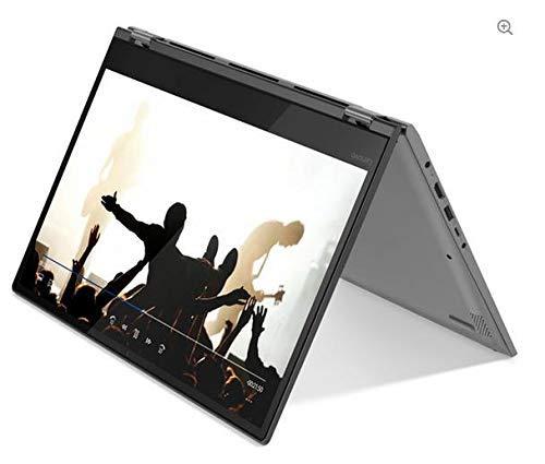 """Lenovo Yoga Portatile 530 530-14ARR AMD Ryzen 5 2500 2GHz, 8GB NVMe SSD 14"""" 1920 x 1080 Full HD, Touch screen Grigio Ibrido (2 in 1), Nero, Italiano (Ricondizionato Certificato)"""