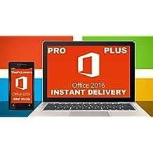 Microsoft Office 2016 Professional Plus - Digital Download - Digital Licence