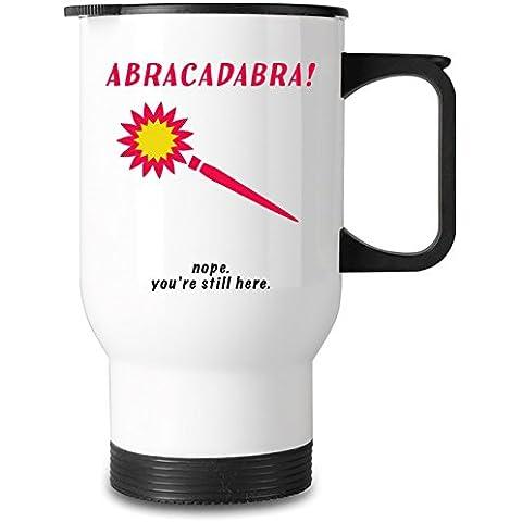 Abracadabra 16oz taza de acero inoxidable