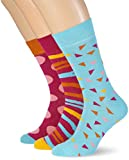 My Way Damen Socken Tiger, 3er Pack, Mehrfarbig (Tiger 998), 35/38
