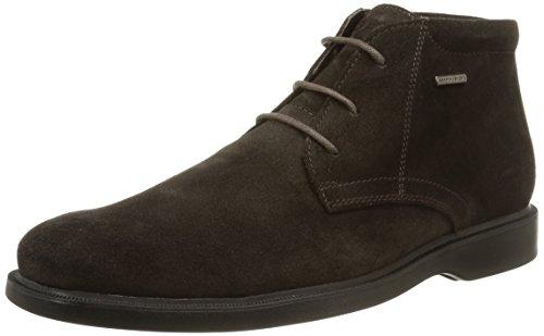 Geox U BRAYDEN 2FIT ABX D, Herren Desert Boots, Braun (COFFEEC6009), 43 EU (9 Herren UK)