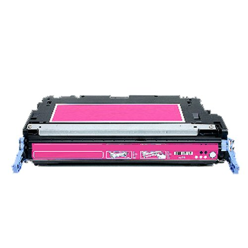 Print-Klex Kompatible Tonerkartusche für HP Color LaserJet 4610 Color LaserJet 4610 N Color LaserJet 4650 Color LaserJet 4650 DN Color LaserJet 4650 DTN Color LaserJet 4650 HDN Color Laserjet 4650 N C9723 A C-9723 Magenta Rot