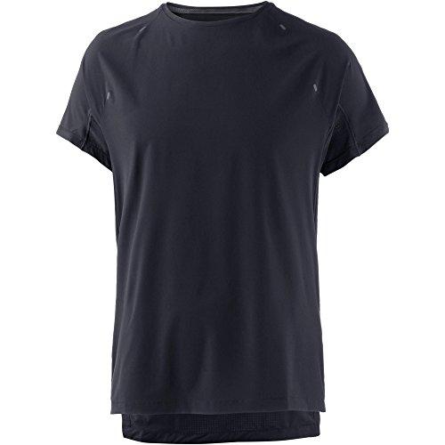 Preisvergleich Produktbild ASICS Performance Herren Laufshirt schwarz L
