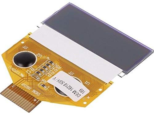 DEM16218-SGH Display LCD alphanumeric STN Positive 16x2 Char5.55mm -