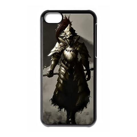 Dark Souls iPhone 5c Cell Phone Case Black
