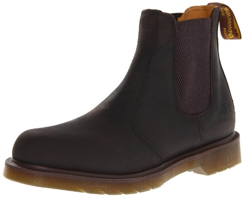 Dr Martens GVL8250 Dealer Boot Unisex Leather Boots Brown - 9 UK