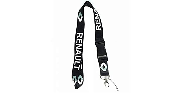 Moto Discovery Renault double sided lanyard keychain 1 pc.