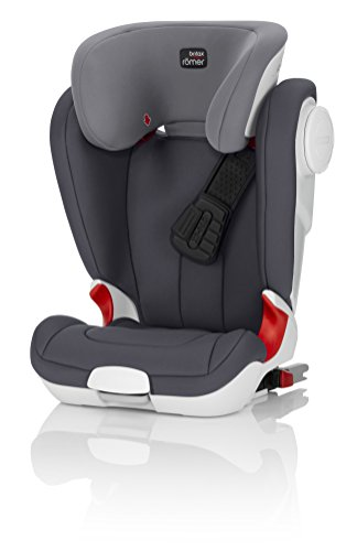 Preisvergleich Produktbild Britax Römer Autositz KIDFIX XP SICT, Gruppe 2/3 (15 - 36 Kg), Kollektion 2017, Storm Grey