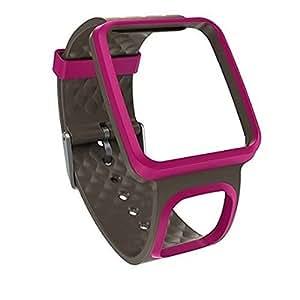 Tomtom - (9URR.001.01) Bracelet Confort Fin Rose Foncé  (Produit Import)