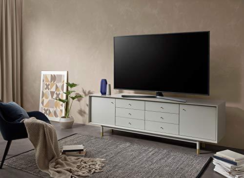 """416XoqOxHXL - Samsung 4K UHD 2019 55RU7405 - Smart TV de 55"""" con Resolución 4K UHD, Ultra Dimming, HDR (HDR10+), Procesador 4K, One Remote Control, Apple TV y compatible con Alexa"""