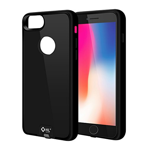 EooCoo Magnetischer drahtloser aufladender Empfänger-Kasten für Apple iPhone 7 / 6 / 6S 4.7