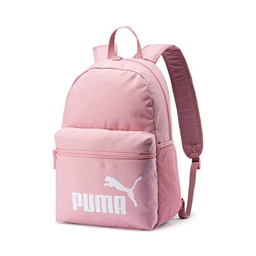 Puma Unisex- Erwachsene Phase Backpack Rucksack, Bridal Rose, OSFA (Kinder Puma Rucksack)