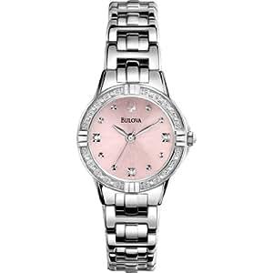 Bulova Ladies Diamonds Watch 96R171
