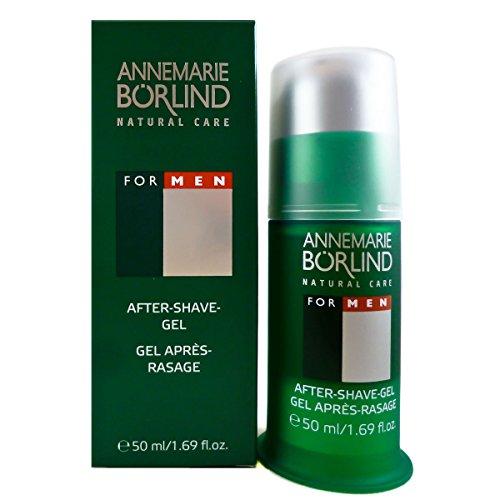 Annemarie Börlind For Men homme/men, After Shave Gel, 1er Pack (1 x 50 ml)