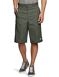 "Dickies Men's 42 283-13""Mlti Pkt W/Srt court, Vert (Olive Green), W36 (Taille fabricant: 36)"