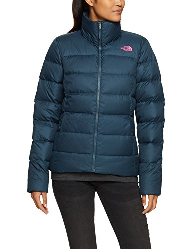 The North Face womens NUPTSE JACKET NF0A33P940Q_S - INK BLUE (North Face Womens Nuptse Jacket)