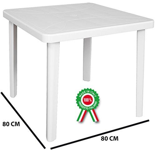 Tavolo Giardino Plastica Bianco.Tavolino Giardino Plastica Lascuolaversoexpo