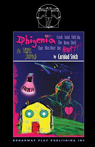 Iphigenia Crash Land Falls On The Neon Shell That Was Once Her Heart Neon-shell