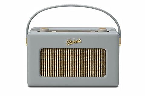 Roberts Radio Revival istream 2Dove Grey DAB +/FM/Spotify/USB + Radio Internet Wifi)