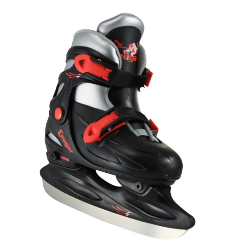 American Athletic Chaussures Cougar réglable Patins de hockey