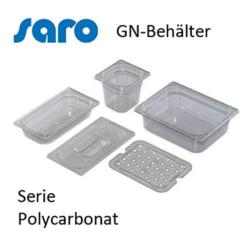 Gastronormbehälter Polycarbonat