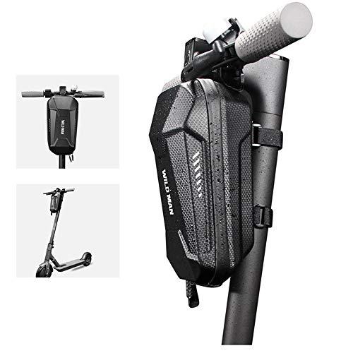 FOONEE Scooter Storage Bag,Scooter Handlebar Bag,Front Hanging Bag For  Mijia M365 Segway Ninebot ES ES1/ES2/ES3/ES4 Fit For Carrying Charger Tools