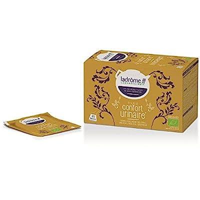 LADROME - Infusion bio pour le confort urinaire 20 infusettes (30 g)