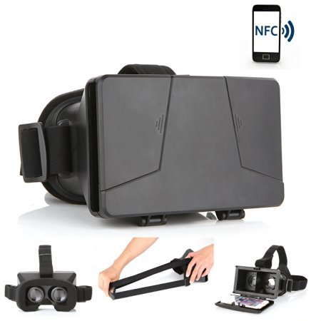 LEAP-HD 2015 NEW UPDATED! VIRTUAL REALITY CARDBOARD...