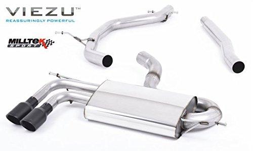 Preisvergleich Produktbild milltek Sports Performance Auspuff für Golf Mk6GTD 2.0TDI 170ps2009–2013Partikelfilter filter-back