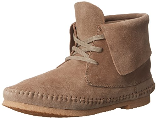 Lucky Brand Camella Simili daim Bottine Brindle