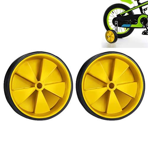 Bweele Stützräder Kinderfahrrad,12-20 Zoll Stützrad Kinderrad Fahrrad Kind Radfahren Sporttraining Sicherheit Unterstützung Kinder Fahrrad Hilfsräder für Radsport und Sicherheit