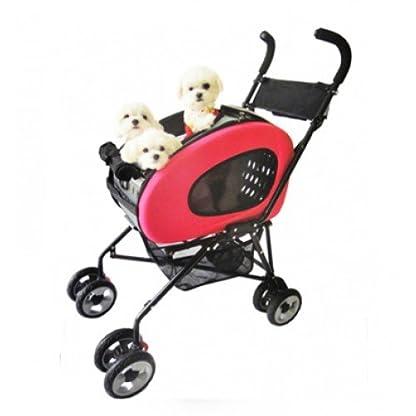 Pet Stroller,IPS-020/Blue, dog carrier, trolley, Trailer, Innopet, 5-in-1 Pet Buggy.Foldable pet buggy, pushchair, pram… 3