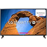 LG 108 cm (43 Inches) Full HD LED Smart TV 43LK5360PTA (Black) (2018 model)