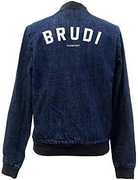 Brudi Frankfurt Bomber Chaqueta Girls Jeans Certified Freak