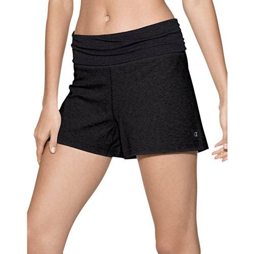 Champion - Short de sport - Femme noir