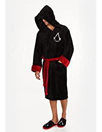 Assassin's Creed - Peignoir de bain avec logo noir