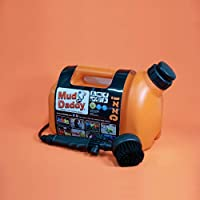 Mud Daddy-mud washing brush, Multi purpose washing device,Dogs,Outdoor, Bikes, Boots, Horses,